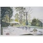 12x18, Landscape, Berkshires, Watercolor