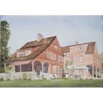 14x20, Landscape, Berkshires, Watercolor