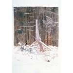 18x12, Landscape, Berkshires, Watercolor