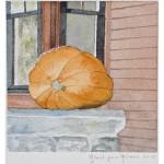4x4, Still Life, Berkshires, Watercolor