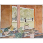 12x14, Berkshires, Watercolor