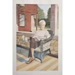 17x11, Portrait, Berkshires, Watercolor