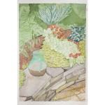 9 1/4 x 6 1/4, Still Life, Berkshires, Watercolor